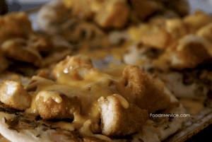 Chicken Flatbread