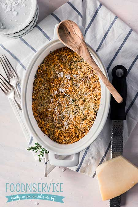 My instant pot brussels sprouts gratin is going to be your new go to fave side dish for all of your family events, or just to make for yourself!