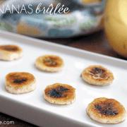 Bananas Brûlée