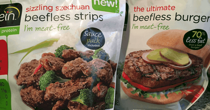 Gardein: Not just for Vegans or Vegetarians