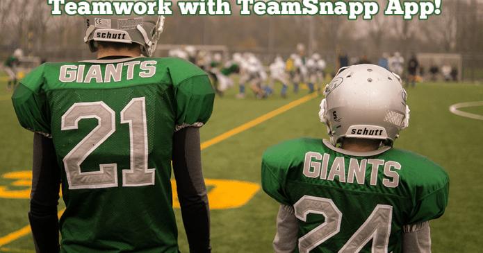 5 Reasons Why You Need The TeamSnap App!