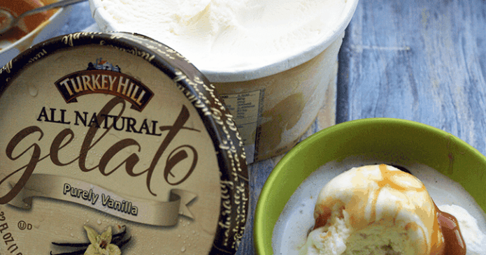 Turkey Hill Gelato Made Simple