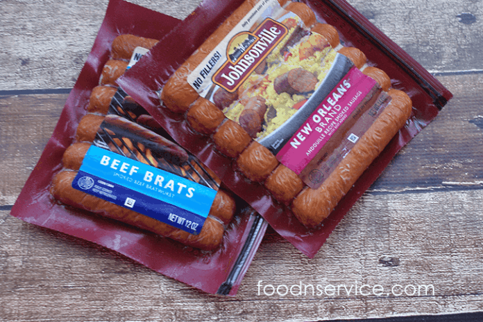 Johnsonville® Brats are amazing and Delicious! They come in Tons of different flavors! #SausageFamily