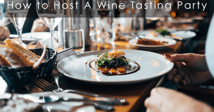How to Host a Wine Tasting Party Your Friends Won't Soon Forget