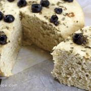 Rosemary Basil Crock Pot Bread