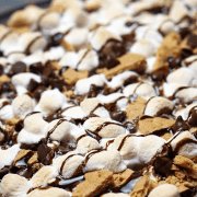 This S'mores Pizza Is The Best Dessert