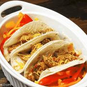 Crockpot Chicken Fajitas Recipe