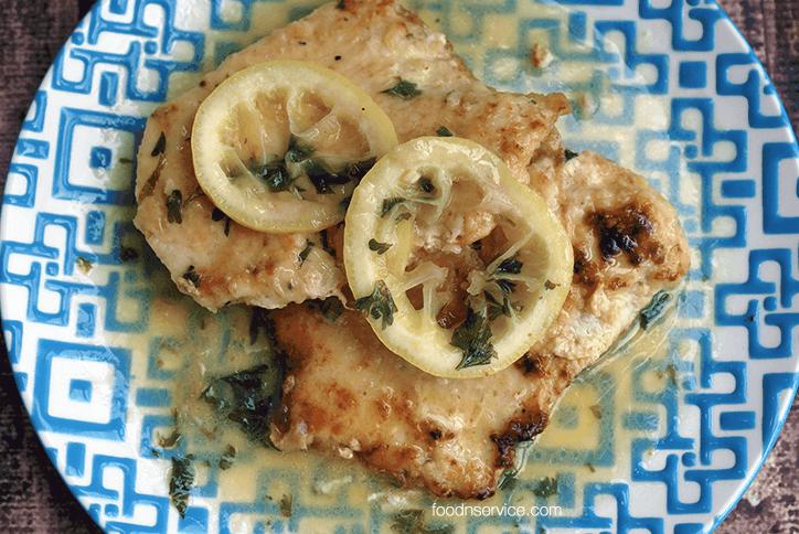 turkey francaise recipe 2