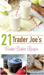 21 Trader Joe's Cookie Butter Recipes