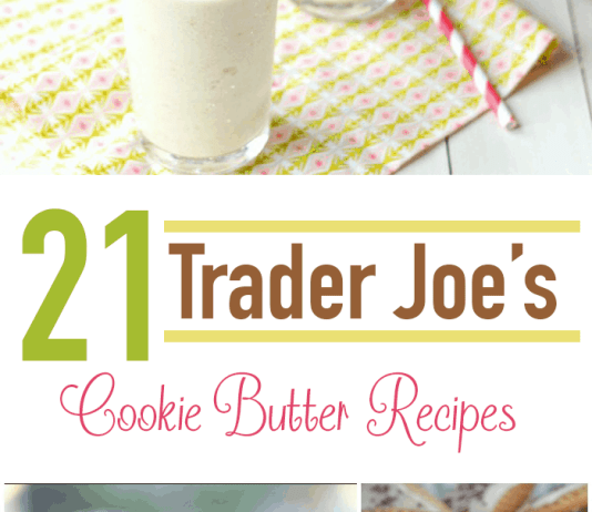 21 Trader Joe's Cookie Butter Recipes that you need to make!