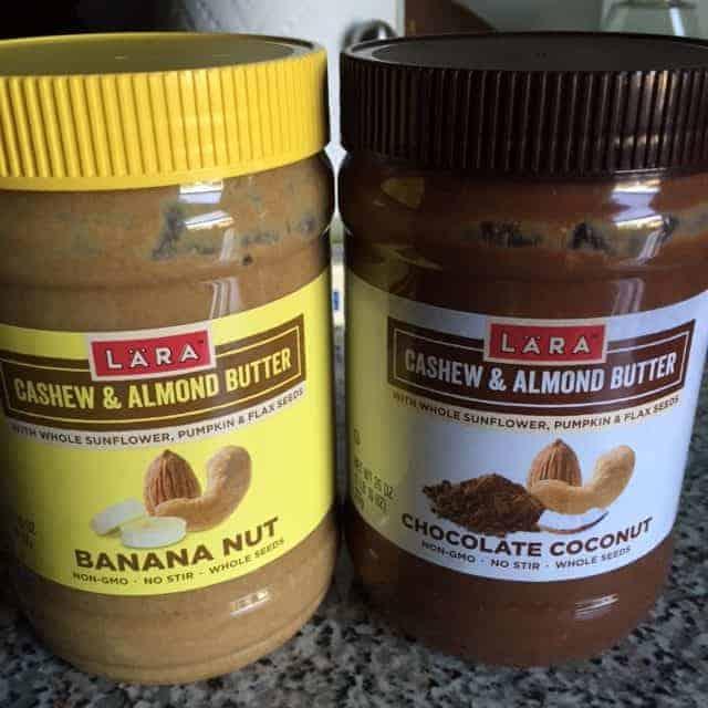 Lara nut butter