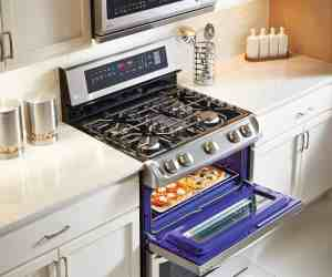 Get Your Holiday Baking Game On This Season With LG ProBake Double Oven
