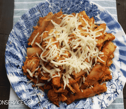 My Instant Pot Chicken Parmigiana is delicious, and on the lighter side of life as the chicken isn't breaded!