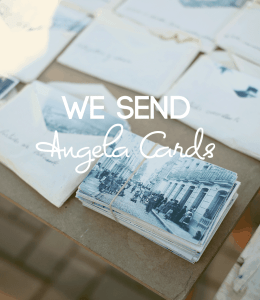 We Send Angela Cards In The Mail