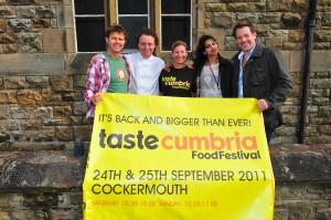Taste Cumbria Food Festival 2011image