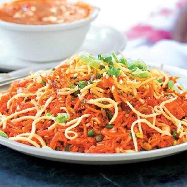 Triple Schezwan Rice