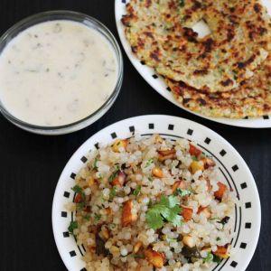 Upvas / Faral ( Fasting food)