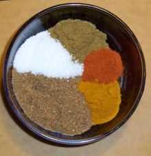 Spices for delectable pork