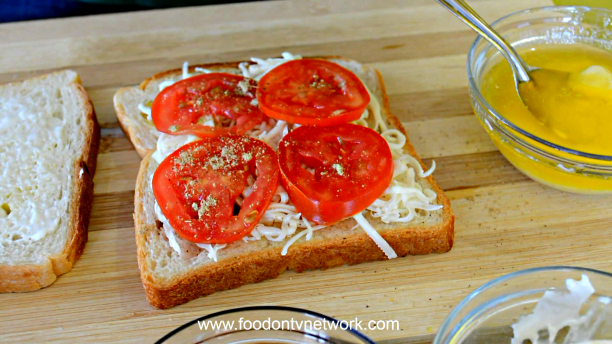Cheese Tawa Masala Sandwich Recipe.