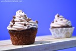 Home made chocolate Cupcake Recipe with Step by Step Photos.