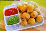 Home Made Gujarati Batata Vada Recipe.