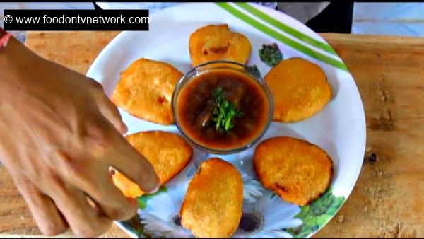 How to Cook Potato Fritters Recipe.