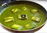 Palak Paneer Recipe Video.