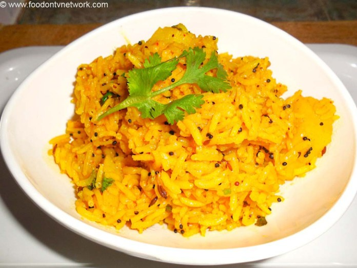 Home Made Tam Tam Biryani Recipe.