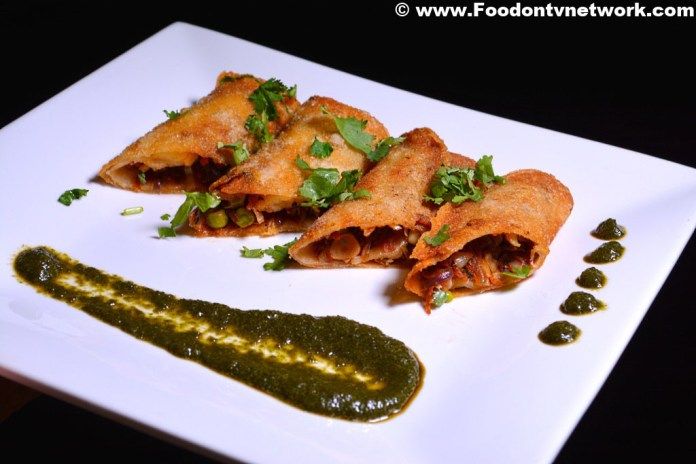 Restaurant Style Home Made Spring Rolls Recipe.