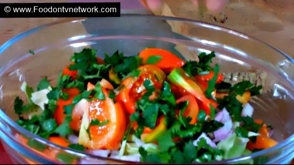 How to Make Onion and Cabbage Salad Recipe, Best Indian Salad Recipes, Quick Cabbage Salad Recipe, Indian Vegetarian Salad Recipe.