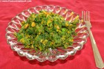 How to Cook Palak Besan Sabzi Recipe.