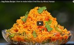 How to Cook Veg Pulao Recipe, Vegetarian Pulao Recipe, Rice Recipes, Rice Dishes.