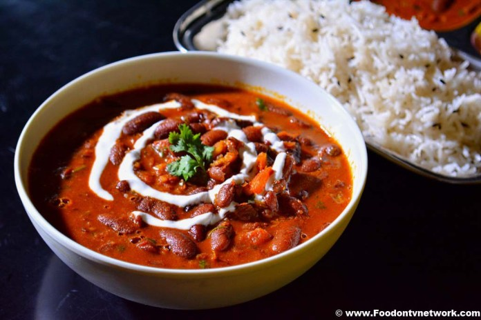 15 best quick dinner recipes. rajma chawal recipe.