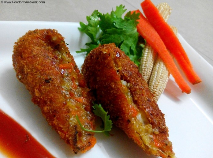 Veggie Fingers Recipe. Vegetable Fingers Recipe. Restaurant Style Recipe. Indian Fast Food Recipe.