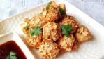 Paneer Balls Recipe, Paneer Papad Balls Recipe, Paneer Papad Starter Recipe, Paneer Papad Kurkure Recipe, Paneer Papad Snack Recipe.
