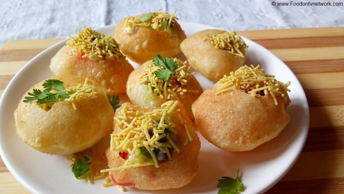 Sev Puri Recipe, Quick Sev Puri Recipe, How to Make Sev Puri, No Fire Recipe, Indian Street Food Recipe, Indian Fast Food Recipe.