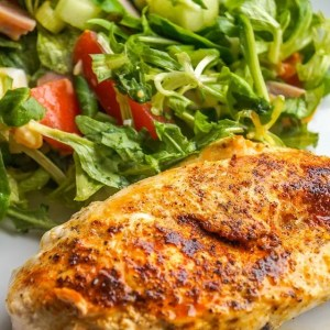Chicken Breast, a rich source of Niacin (Vitamin B3) & Vitamin B6