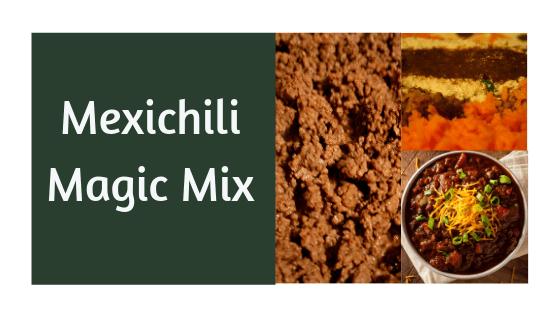 Mexichili Magic Mix