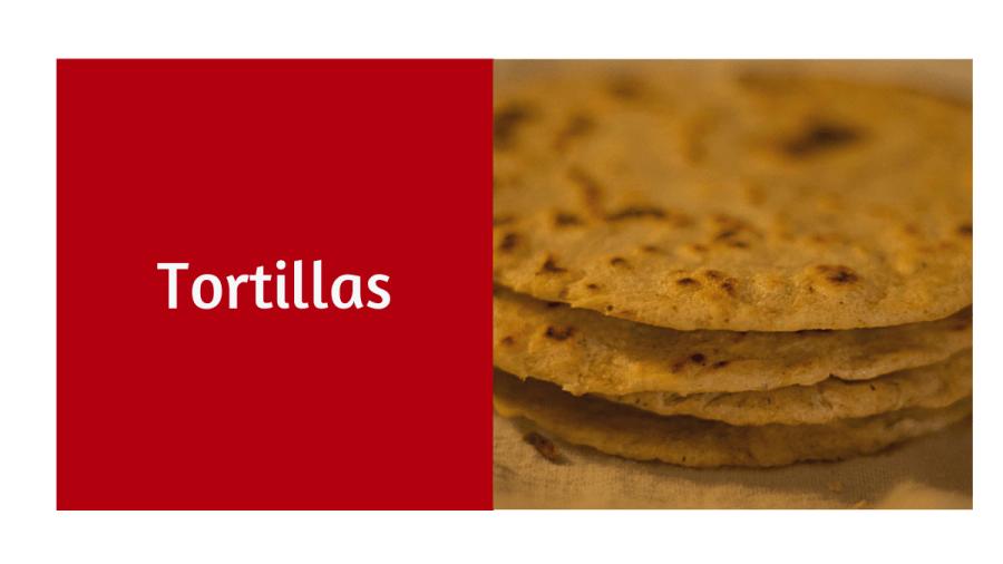 Chili-Cilantro Tortillas