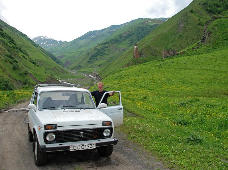 Road to Shatili