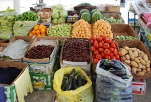 Sevan - Market