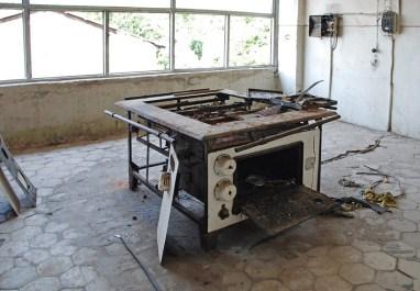 Ordubad - Soviet Factory Cafeteria