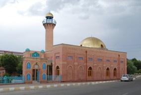 Nakhchivan City - Blue Mosque