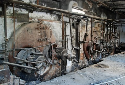 Ordubad - Soviet Factory