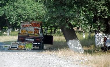 Azerbaijan - Road to Quba
