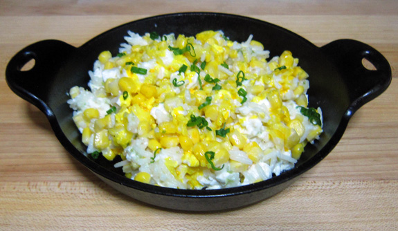 Azerbaijani Cuisine - Corn Plov