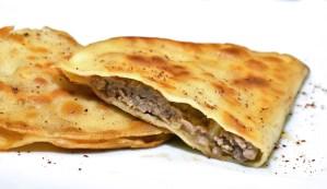 Kutab, Azerbaijani Stuffed Flatbread