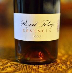Tokaji Wine - Royal Tokaji Essencia 1999