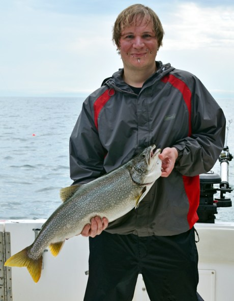 Lake Ontario Fishing - Lake Trout