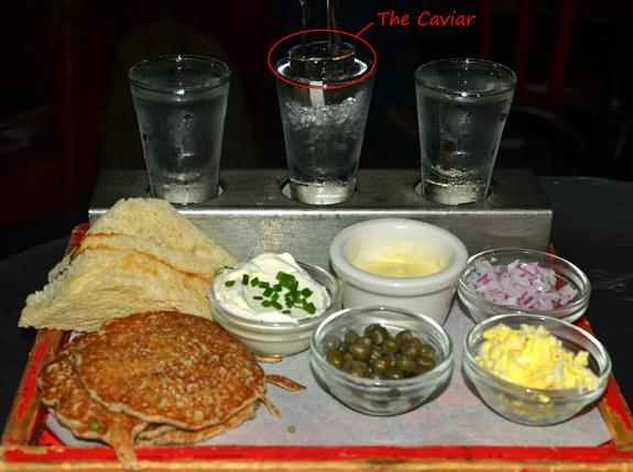 Pravda - Caviar Sample